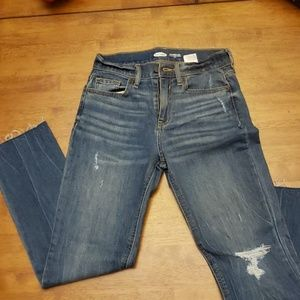 NWOT Old Navy Power Jean